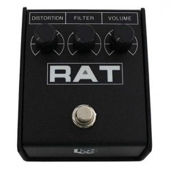Pro Co Rat 2 Distortion / Fuzz / Overdrive Pedal