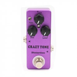 Mosky Crazy Tone Distortion Pedal