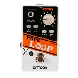 Ammoon POCK LOOP Looper Guitar Effect Pedal