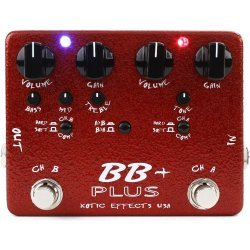 Xotic Effects BB Plus Overdrive Boost Preamp