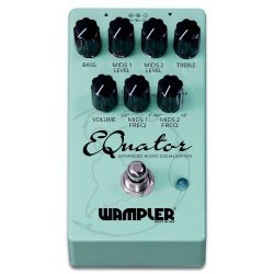 Wampler Equator Advanced Audio Equalizer