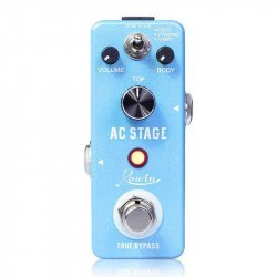 Rowin AC Stage Acoustic Simulator Guitar Effects Pedal