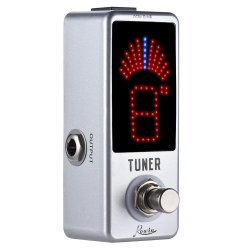 Rowin Pedal Tuner Guitar Pedal
