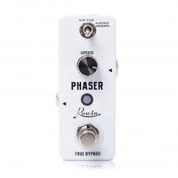 Rowin Phaser LEF-313 Guitar Effects Pedal