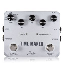Rowin Time Maker Delay Guitar Effects Pedal