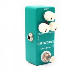 Mosky Green Drive Guitar Effects Pedal