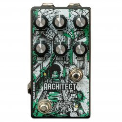 Matthews Effects ARCHITECT V3 - FOUNDATIONAL OVERDRIVE/BOOST