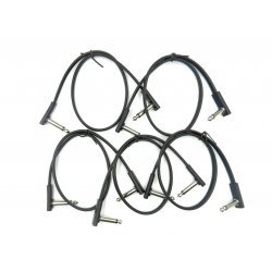 Flat Patch Cable 45 cm / 18 inches - 5pcs