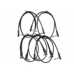 Flat Patch Cable 60 cm / 24 inches - 5pcs