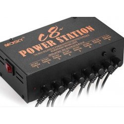 Mosky C8 Pedal Power Supply