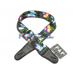 P&P S008-103 Butterfly Guitar Strap