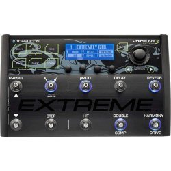 TC Helicon Voicelive 3 Extreme Vocal & Guitar FX Processor (PRE-ORDER)