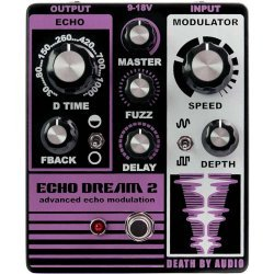Death By Audio - Echo Dream 2 - Lush Modulating Echo