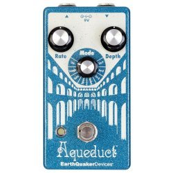 EarthQuaker Devices Aqueduct™ Vibrato