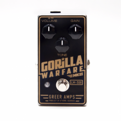 Greer Amps - GORILLA WARFARE MKII