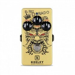 Keeley Electronics - El Rey Dorado - Plexi-in-a-box