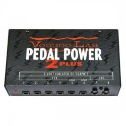 Voodoo Lab - Pedal Power® 2 PLUS - 8-Output Isolated Power Supply - 230V
