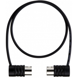 Free The Tone CM-3510 Angled MIDI Cable 100cm (40in)