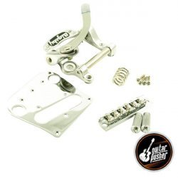Bigsby USA B5 with WD Telecaster Conversion Kit (Chrome)