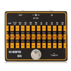 Caline CP-24 10-band EQ Equalizer