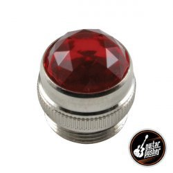 Fender-Style Jewel Light for Amplifier (Red)