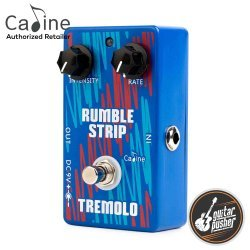 Caline CP-51 Rumble Strip Tremolo Guitar Effect