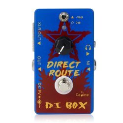 Caline CP-64 Direct Route Active DI Box and Headphone Amp XLR
