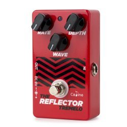Caline CP-62 Reflector Tremolo Guitar Effect