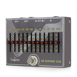 Caline CP-81 10-Band EQ w/ Volume & Gain Control