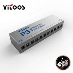 Vitoos PS1 Multi Power Supply - Silver