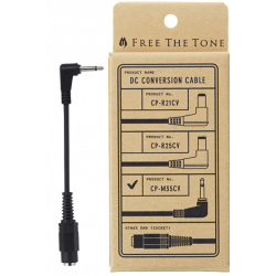 Free The Tone CP-M35CV DC Polarity Conversion Cable - 2.1mm to 3.5mm