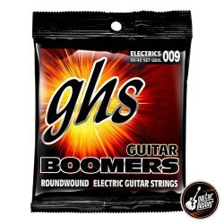 GHS Boomers GBXL Extra Light Electric Guitar Strings 9-42 (9 11 16 24 32 42)
