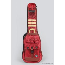 Kavaborg HG-600B Bass Guitar Gig Bag (Red)