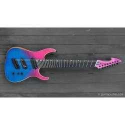 Ormsby Hype GTR 8-String Multiscale Electric Guitar Dragon Burst