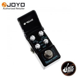 Joyo JF-317 Iron Man Space Verb Digital Reverb