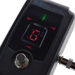 Joyo JT-305 Guitar Tuner Pedal with Metal Casing 4 Display Modes