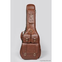 Kavaborg KTP890E Premium Electric Guitar Gig Bag (Brown)