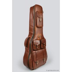 Kavaborg KTP99 Premium Acoustic Guitar Gig Bag (Brown)