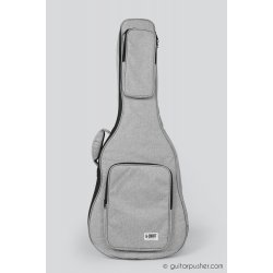 G-Craft LUX LITE A Padded Gig Bag for Acoustic Guitar - Grey