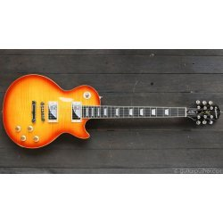 Epiphone Les Paul PlusTop Pro - Dirty Lemon