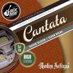 Medina Artigas Cantata Classical Guitar String - High Tension