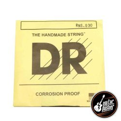 DR RNS-030 Single Nylon Acoustic Guitar String Gauge 30