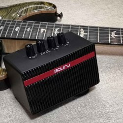 Scuru S1 Practice Guitar Amplifier with Drive Channel