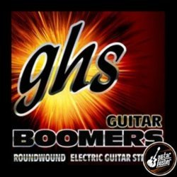 GHS Boomers GBL Light Electric Guitar Strings 10-46 (10 13 17 26 36 46)