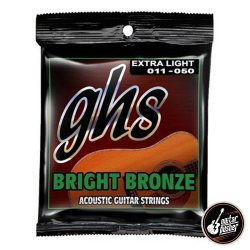 GHS Acoustic Guitar String Extra Light 11-50 (BB20X)