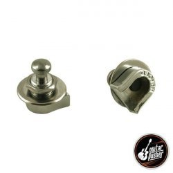 Grover Quick Release Strap Locks - Nickel