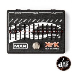 MXR Kerry King Signature 10-band EQ KFK 10 dual output