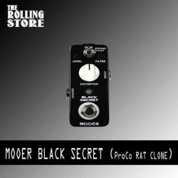 Mooer Black Secret (ProCo RAT Clone)