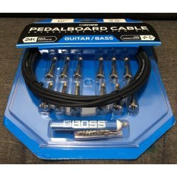 Pedalboard Solderless Patch Cable Boss