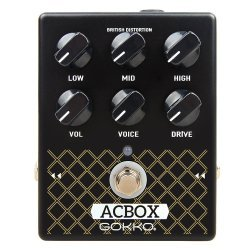 Gokko Audio ACBox Preamp Pedal
